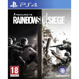 Coperta RAINBOW SIX SIEGE - PS4
