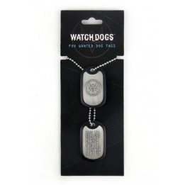 Coperta WATCH DOGS DOG TAG FOX WANTED