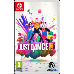 Coperta JUST DANCE 2019 - SW