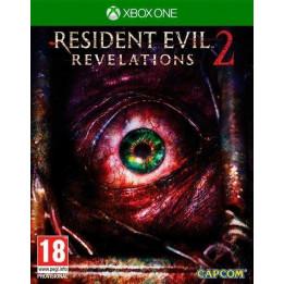 Coperta RESIDENT EVIL REVELATIONS 2 - XBOX ONE