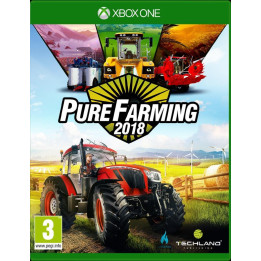 Coperta PURE FARMING 18 - XBOX ONE