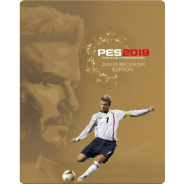 Coperta PRO EVOLUTION SOCCER 2019 DAVID BECKHAM EDITION - PS4