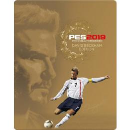 Coperta PRO EVOLUTION SOCCER 2019 DAVID BECKHAM EDITION - PS4