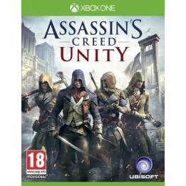 Coperta ASSASSINS CREED UNITY - XBOX ONE