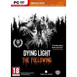 Coperta DYING LIGHT THE FOLLOWING ENHANCED EDITION - PC
