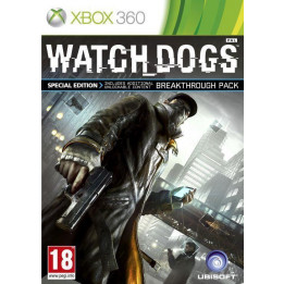Coperta WATCH DOGS D1 EDITION - XBOX360