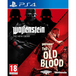 Coperta WOLFENSTEIN THE NEW ORDER & WOLFENSTEIN THE OLD BLOOD PACK - PS4