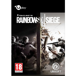 Coperta RAINBOW SIX SIEGE - PC (UPLAY CODE)