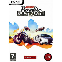 Coperta BURNOUT PARADISE THE ULTIMATE BOX - PC