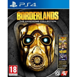 Coperta BORDERLANDS THE HANDSOME COLLECTION - PS4