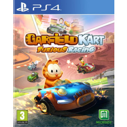 Coperta GARFIELD KART FURIOUS RACING - PS4