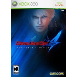 Coperta DEVIL MAY CRY 4 COLLECTOR EDITION-XBOX36