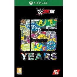 Coperta WWE 2K18 CENA (NUFF) EDITION - XBOX ONE