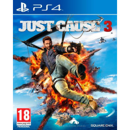 Coperta JUST CAUSE 3 D1 EDITION - PS4
