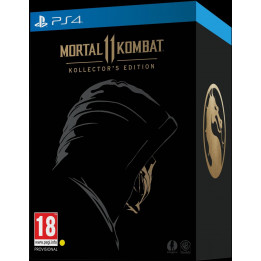 Coperta MORTAL KOMBAT 11 KOLLECTORS EDITION - PS4