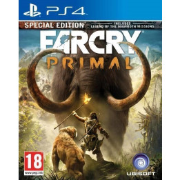 Coperta FAR CRY PRIMAL SPECIAL EDITION - PS4