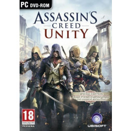 Coperta ASSASSINS CREED UNITY SPECIAL EDITION - PC
