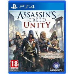 Coperta ASSASSINS CREED UNITY SPECIAL EDITION - PS4
