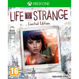Coperta LIFE IS STRANGE LIMITED EDITION - XBOX ONE