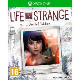 Coperta LIFE IS STRANGE LIMITED EDITION - XBOX ONE