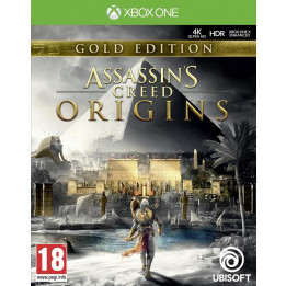 Coperta ASSASSINS CREED ORIGINS GOLD EDITION - XBOX ONE