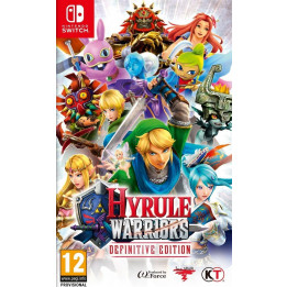 Coperta HYRULE WARRIORS DEFINITIVE EDITION - SW