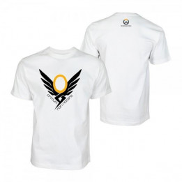 OVERWATCH MERCY TSHIRT L
