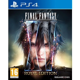 Coperta FINAL FANTASY XV ROYAL EDITION - PS4
