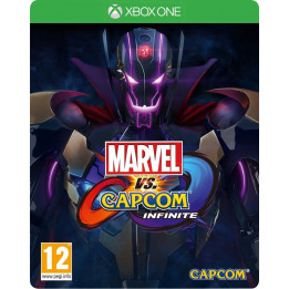 Coperta MARVEL VS CAPCOM INFINITE DELUXE EDITION - XBOX ONE