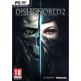 Coperta DISHONORED 2 - PC