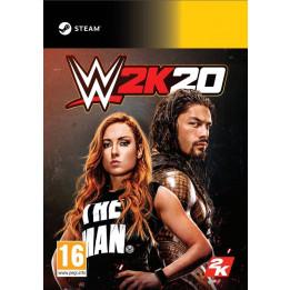 Coperta WWE 2K20 - PC (STEAM CODE)