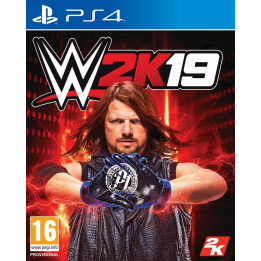 Coperta WWE 2K19 - PS4