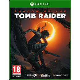 Coperta SHADOW OF THE TOMB RAIDER - XBOX ONE
