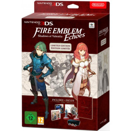 Coperta FIRE EMBLEM ECHOES SHADOWS OF VALENTIA SPECIAL EDITION - 3DS