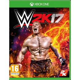 Coperta WWE 2K17 - XBOX ONE