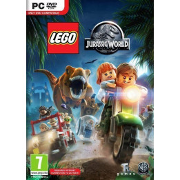 Coperta LEGO JURASSIC WORLD - PC