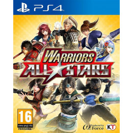 Coperta WARRIORS ALL STARS - PS4