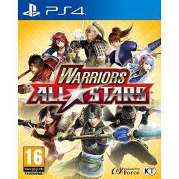 Coperta WARRIORS ALL STARS - PS4