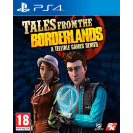 Coperta TALES FROM THE BORDERLANDS - PS4