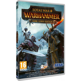 Coperta TOTAL WAR WARHAMMER DARK GODS EDITION - PC