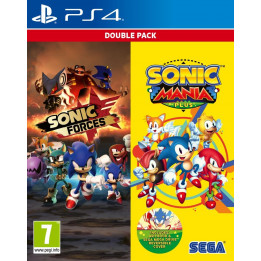 Coperta SONIC DOUBLE PACK - PS4