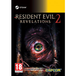 Coperta RESIDENT EVIL REVELATIONS 2 - PC (STEAM CODE)