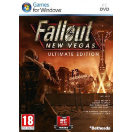Coperta FALLOUT NEW VEGAS ULTIMATE EDITION - PC