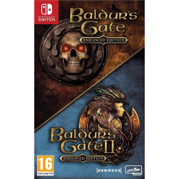 Coperta BALDURS GATE ENHANCED & BALDURS GATE 2 - SW