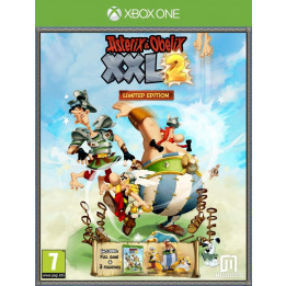 Coperta ASTERIX & OBELIX XXL2 MISSION LAS VEGUM LIMITED EDITION - XBOX ONE