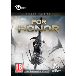 Coperta FOR HONOR DELUXE EDITION - PC (UPLAY CODE)