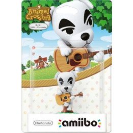 Coperta AMIIBO K.K. SLIDER (ANIMAL CROSSING)