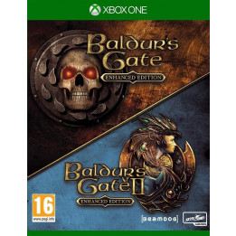 Coperta BALDURS GATE ENHANCED & BALDURS GATE 2 - XBOX ONE