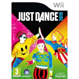 Coperta JUST DANCE 2015 - WII