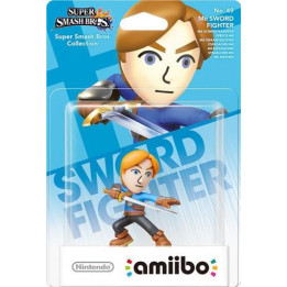 Coperta AMIIBO MII SWORD FIGHTER NO. 49 (SUPER SMASH)